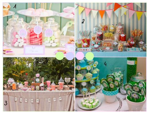 Inspiration candy bar