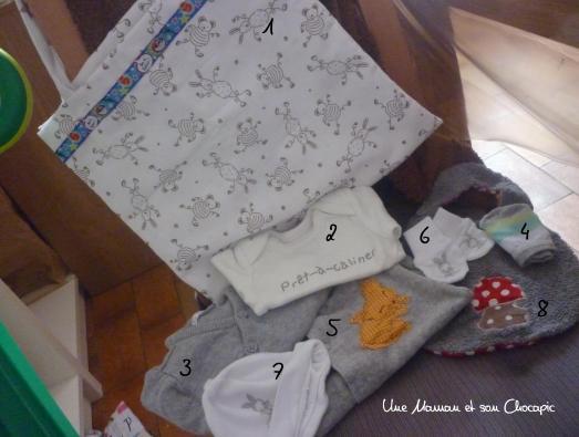 sac de naissance